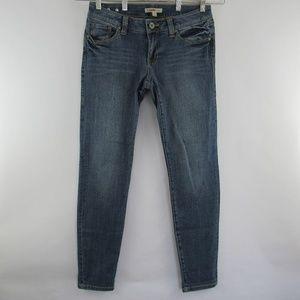 CAbi Jeans Heritage Skinny Leg Stretch Denim